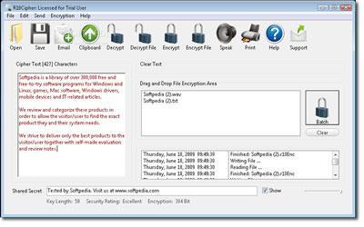 R10Cipher 5.2 - برنامج أمان لأجهزة الكمبيوتر
