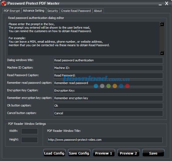 ؛ Password Protect PDF Master 7.0.5 - تشفير وحماية مستندات PDF