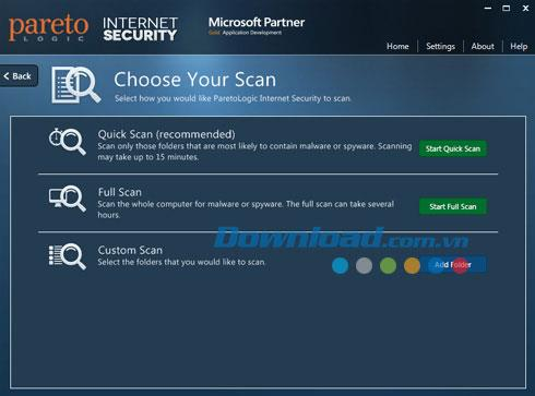 ParetoLogic Internet Security - حماية شاملة للكمبيوتر