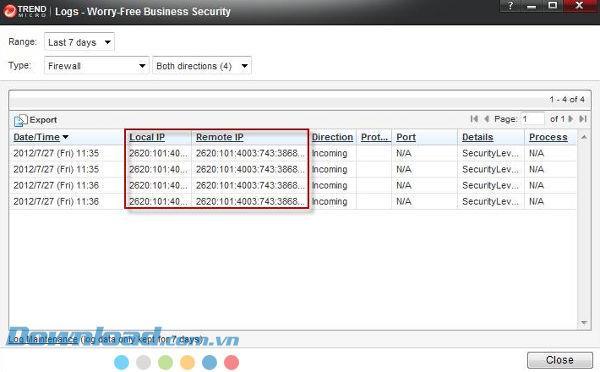 معيار أمان الأعمال الخالية من القلق 8.0 - برنامج أمان للشركات الصغيرة