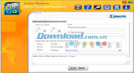 ؛ Stellar Phoenix Outlook Password Recovery 1.1 - استعادة كلمات المرور لبرنامج MS Outlook