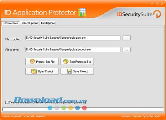 ID Application Protector 1.2 - حماية التطبيقات في Windows