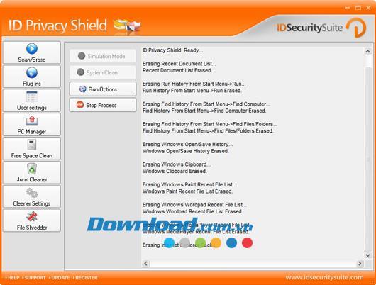 ID Privacy Shield 1.2 - حماية الخصوصية عند استخدام الكمبيوتر