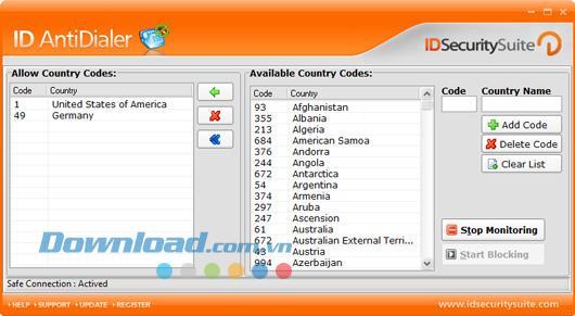 ID AntiDialer 1.2 - حماية البيانات الشخصية