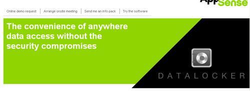 ؛ DataLocker - تشفير الملفات في Dropbox