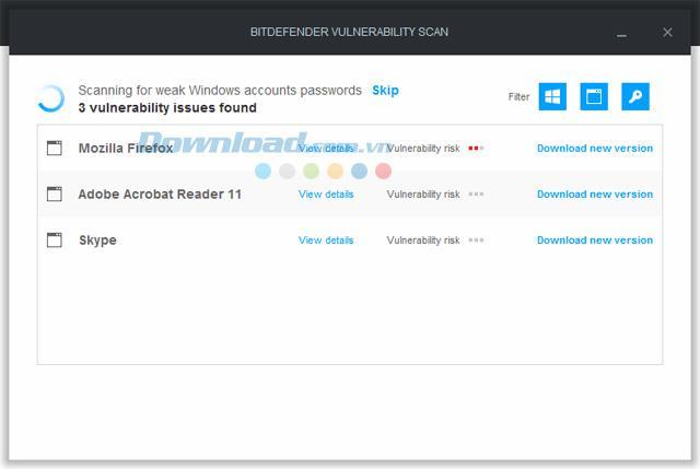 BitDefender Total Security 2020 - حماية شاملة وقوية للكمبيوتر