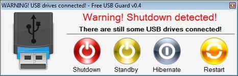 USB Guard محمول