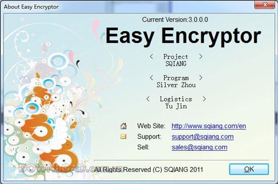 Easy Encryptor 4.0 - أمان البيانات