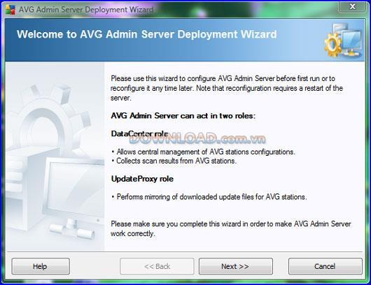 AVG Remote Administration 2012 (32 Bit)