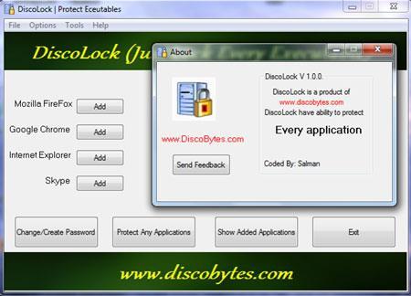 DiscoLock