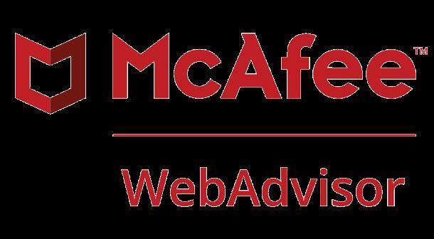 McAfee WebAdvisor 4.1.1.167 - Überprüfen Sie die Sicherheit der Website in Firefox