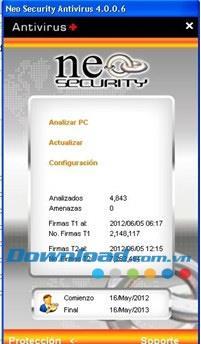 Neo Security Antivirus & Antispyware 4.0 - Leistungsstarke Antiviren- und Antispyware-Software