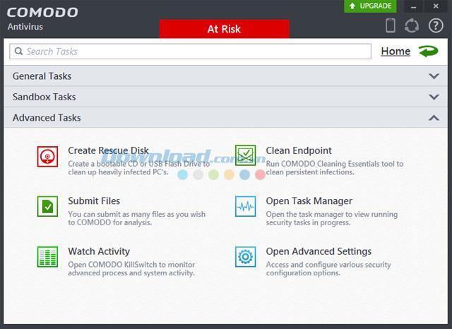 Comodo Antivirus 2019 12.1.0.6914 - Un programme antivirus gratuit