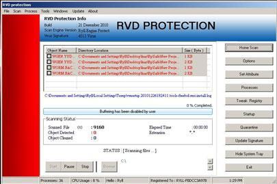 RVD-Schutz