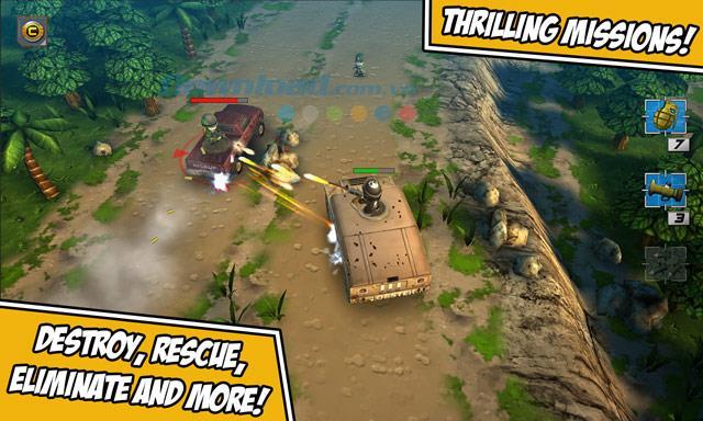 Tiny Troopers 2: Special Ops - Spiel der winzigen Kommandos Teil 2