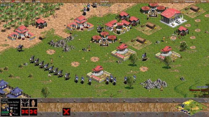 AOE - Age of Empires 1.0 - Game Empire, stratégie mondialement connue