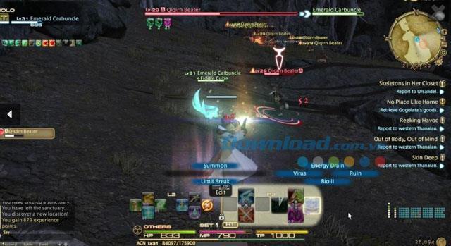 Final Fantasy XIV: Ein wiedergeborenes Reich - Blockbuster-Rollenspiel
