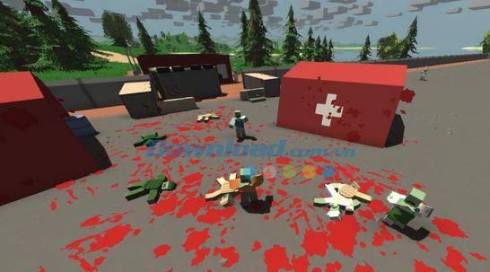 Unturned 3.20.8.0 - Jeu pour tuer des zombies