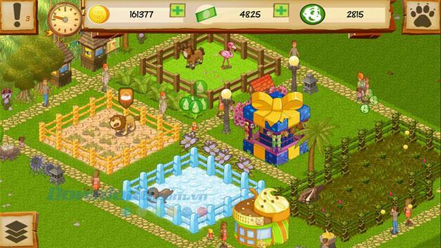Animal Park Tycoon Deluxe 1.0.4 - Zoo-Bauspiel