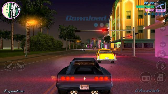 Grand Theft Auto Demo - Super blockbuster street robbery version démo GTA