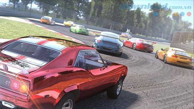 Need for Racing: Neues Speed Car auf echten Asphaltstrecken - Herausforderndes Rennspiel