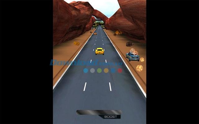 Real Highway Car Racing - Rennspiel auf der Autobahn