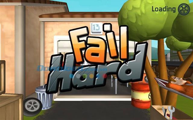 Fail Hard 1.0.0 - Jeu de course d'aventure
