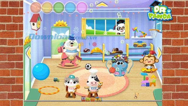 Dr.  Garderie Panda - Panda Panda Doctor Game