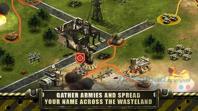 Hadron Wars - Game War Fantasy attraktiv