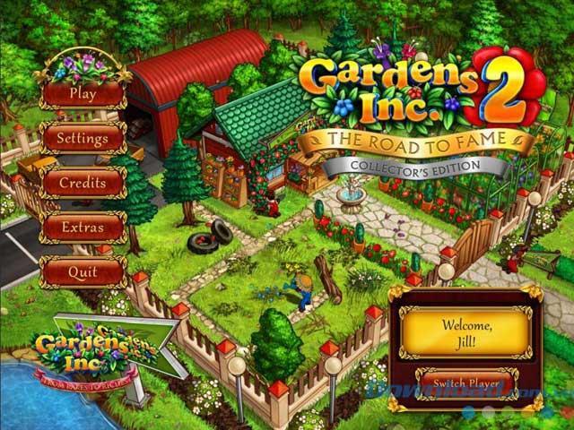 Gardens Inc.  2 - The Road to Fame Collector's Edition 2.0 - Beau jeu de gestion de jardin