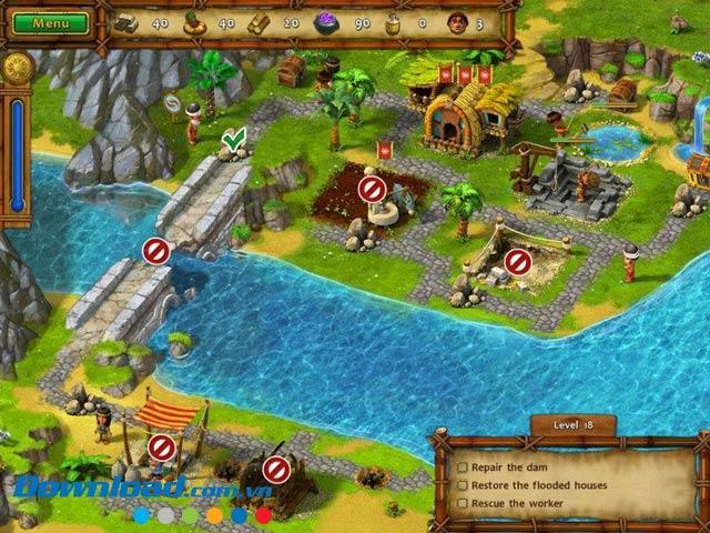 Moai 2 - Path to Another World 2.0 - Chemin de jeu vers un autre monde