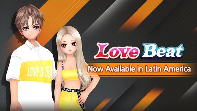 LoveBeat - Jeu de danse Love Beat