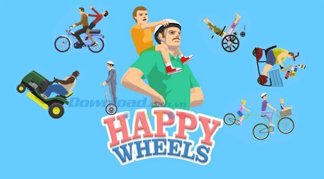 Happy Wheels 2 - Spielspaßräder