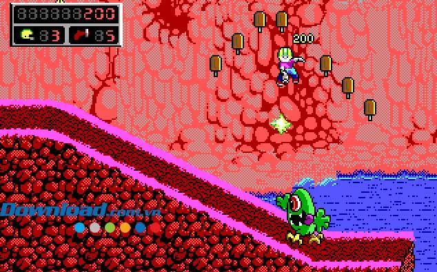 Commander Keen - Das erste Actionspiel für den PC