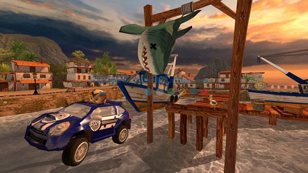 Beach Buggy Racing pour Windows - Jeu de course de plage