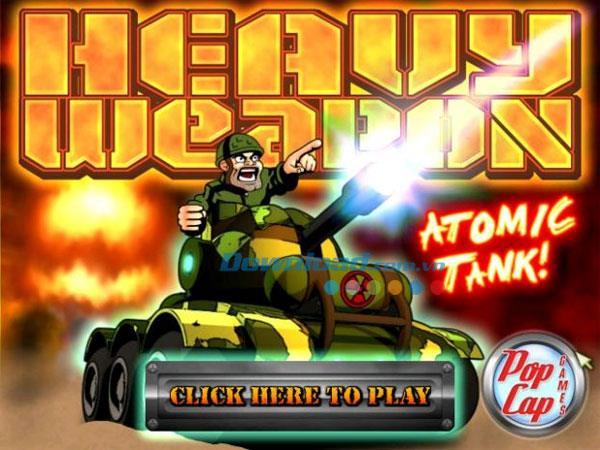 Heavy Weapon Deluxe 1.0 - Jeu d'arme lourde