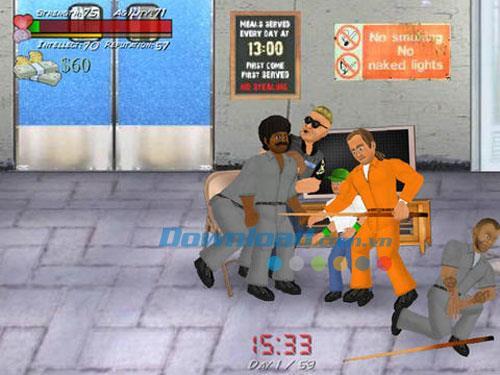 Harte Zeit - Das neue Gefangenenspiel