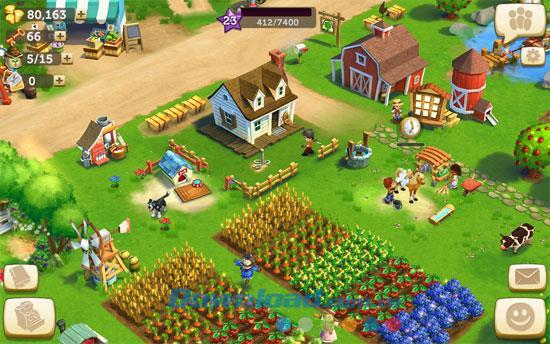 FarmVille 2: Country Escape 6.3.1215 - Offline-Farmspiel auf dem Computer