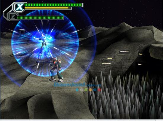 Mega Man X8 - RPG Megaman
