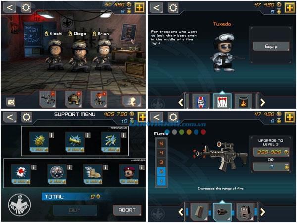 Tiny Troopers - Winziges Kommando-Teamspiel