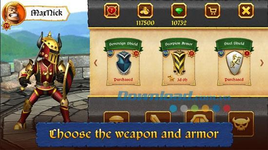 Schwert gegen Schwert 4.3.4 - Mittelalterliches Kriegerspiel