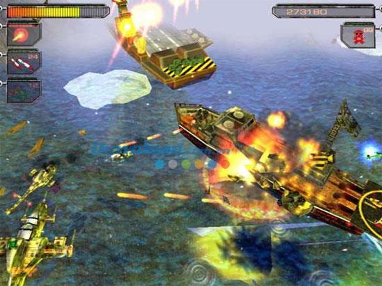 Air Strike 2 - Spannendes Flugzeugschießspiel
