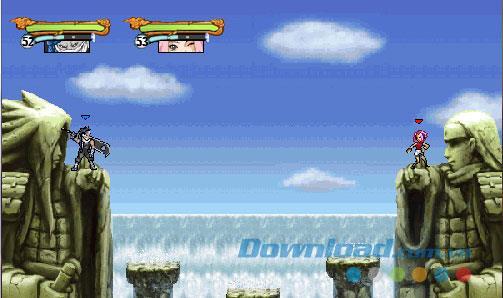 Naruto: Ninja Way 9+ - Action-Kampfspiel