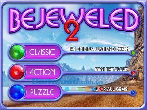 Bejeweled 2 - Diamond Puzzlespiel 2