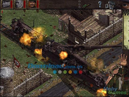 Commandos - Derrière les lignes ennemies - Jeu des commandos d'élite