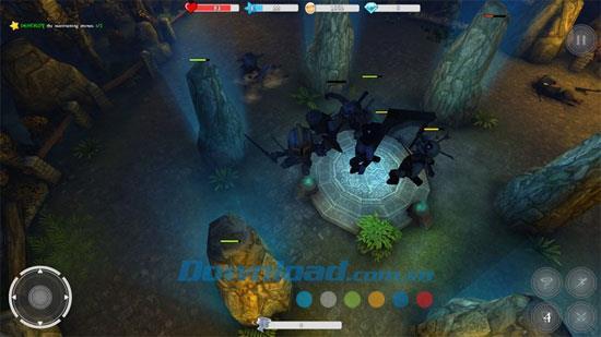 Mittelalterliche Apokalypse - Großes mittelalterliches Zombie-Kriegsspiel