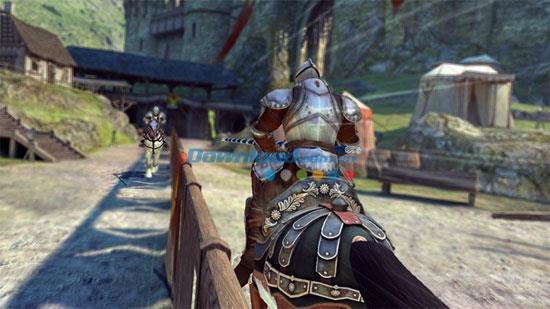 Rival Knights - Spiel der tapferen Ritter