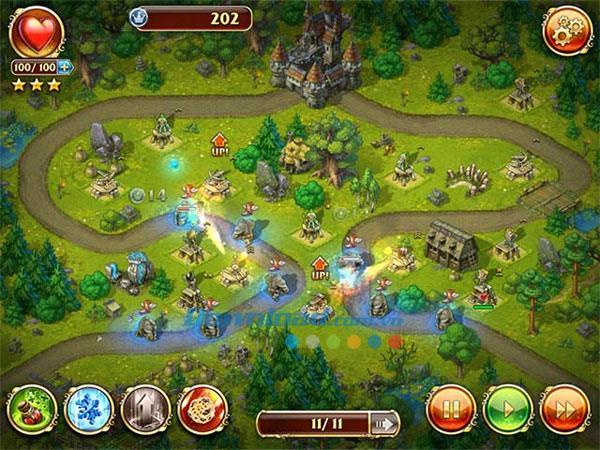 Toy Defense 3 - Fantasy - Spieltorhüter attraktiv