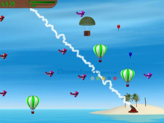 Island Wars 1.20 - Game War sur une île déserte