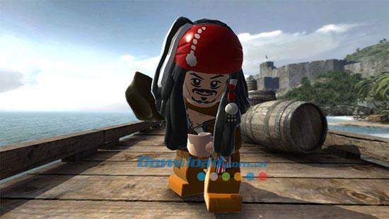 Lego Pirates des Caraïbes 1.0.0.9 - Pirates des Caraïbes Lego version
